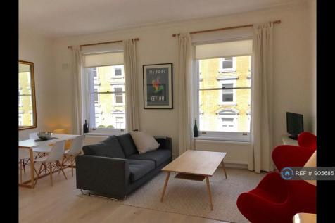 Harcourt Terrace, London, SW10. 1 bedroom flat