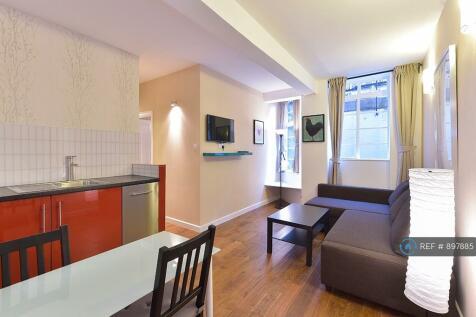 George Street, London, W1H. 1 bedroom flat