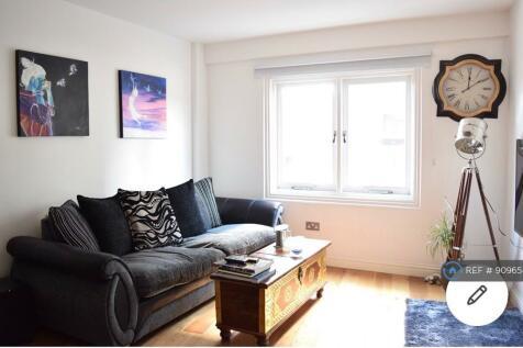 King Street, London, W6. 1 bedroom flat