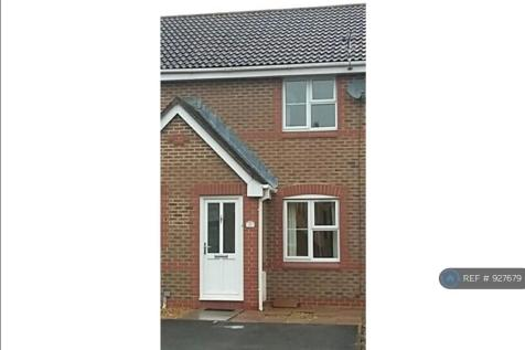 St Annes Crescent, Undy, Caldicot, NP26. 2 bedroom terraced house