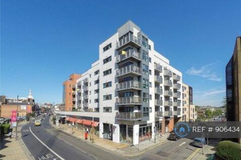 Stanley Road, Wimbledon, London, SW19. 1 bedroom flat