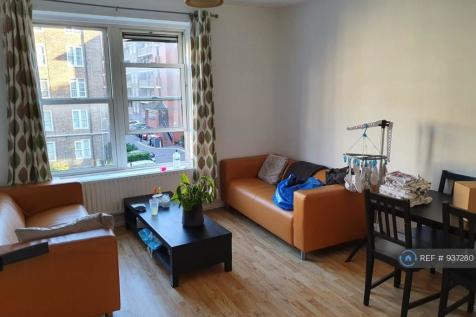 Eastdown House, London, E8. 3 bedroom flat