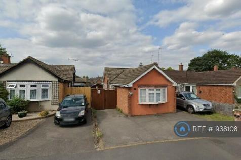 Collier Close, Maidenhead, SL6. 2 bedroom bungalow