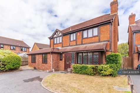 Charlotte Close, Poole, BH12. 8 bedroom detached house