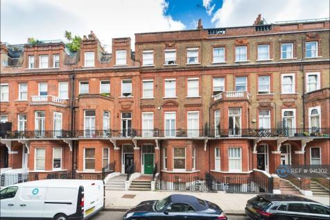 Rosary Gardens, London, SW7. 1 bedroom flat