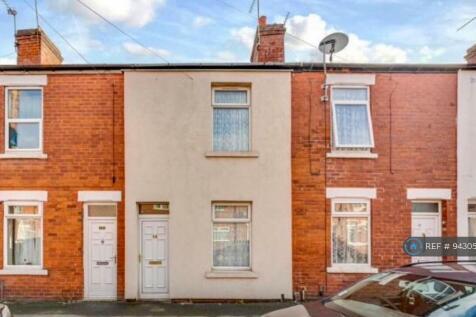 Burton Terrace, Doncaster, DN4. 2 bedroom terraced house