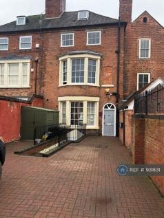 The Tything, Worcester, WR1. Studio flat