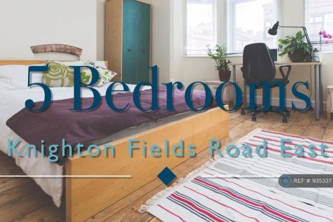 Knighton Fields Road East, Leicester, LE2. 5 bedroom terraced house