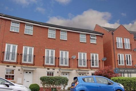 Oystermouth Way, Coedkernew, Newport, NP10. 3 bedroom terraced house