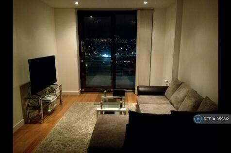 City Lofts, Sheffield, S1. 1 bedroom flat