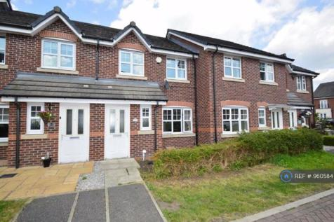 Heyden Close, Macclesfield, SK10. 3 bedroom terraced house