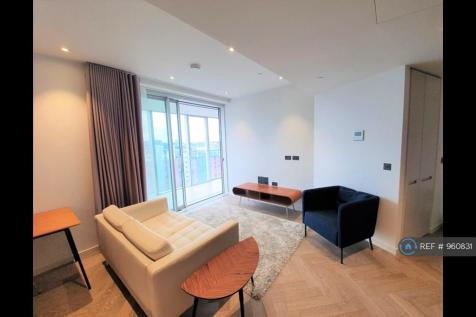 Circus Road West, London, SW11. 1 bedroom flat