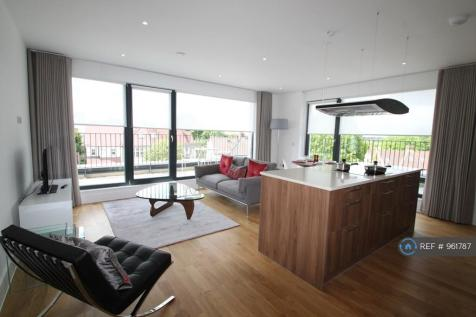 Lexington Place, London, NW11. 2 bedroom flat