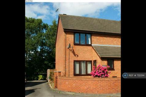 Dodds Lane, Gwersyllt, Wrexham, LL11. 2 bedroom semi-detached house