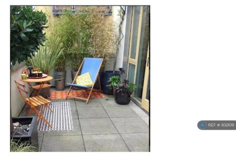 Becquerel Court, London, SE10. 1 bedroom penthouse