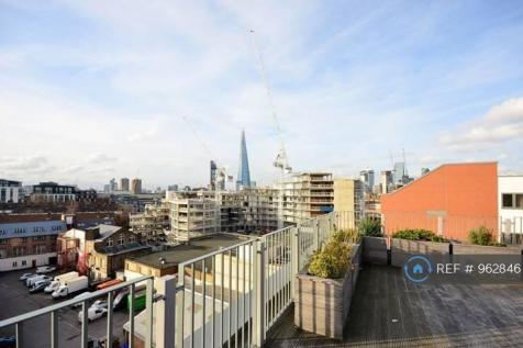 Bermondsey Central, London, SE1. 3 bedroom flat