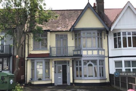 Crowstone Avenue Westcliff, Westcliff-On-Sea, SS0. Studio flat