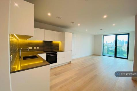 John Cabot House, London , E16. 1 bedroom flat