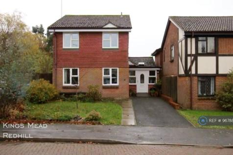 Kings Mead, South Nutfield, Redhill, RH1. 4 bedroom detached house