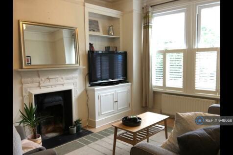Southfields, London, SW18. 2 bedroom flat