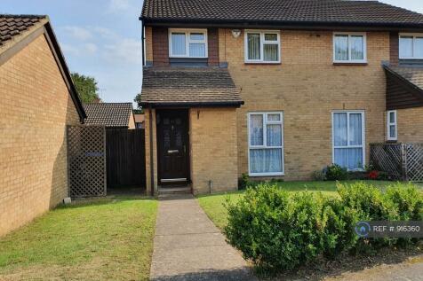 Hawkswell Close, Woking, GU21. 3 bedroom semi-detached house