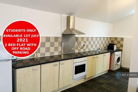 Fosse Road North, Leicester, LE3. 2 bedroom flat