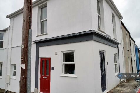 Albany Road, Falmouth, TR11. 2 bedroom flat