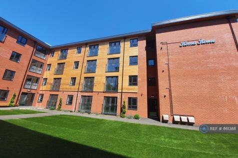 St Thomas Place, Stockport, SK1. 1 bedroom flat