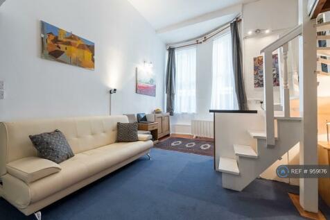 Hogarth Rd, London , SW5. 1 bedroom flat