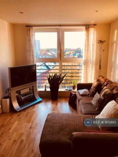 Imperial Wharf, London, SW6. 2 bedroom flat