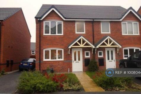 Lamberton Drive, Brymbo, Wrexham, LL11. 3 bedroom semi-detached house