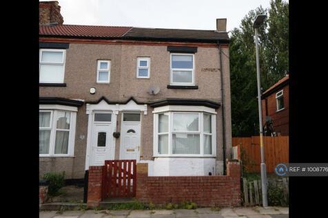 Lambton Road, Stockton-On-Tees, TS19. 3 bedroom end of terrace house