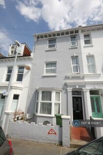 Stanley Road, Brighton, BN1. 5 bedroom terraced house