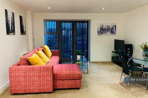 Marlborough Crescent, Newcastle Upon Tyne, NE1. 1 bedroom flat