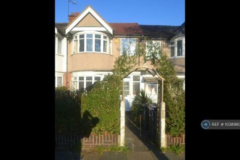 Kings Road, Harrow, HA2. 3 bedroom terraced house