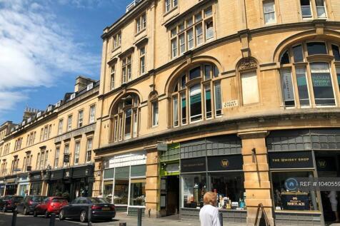 High Street, Bath, BA1. 2 bedroom flat