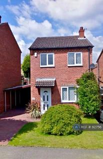 Brushfield Road, Chesterfield , S40. 3 bedroom detached house