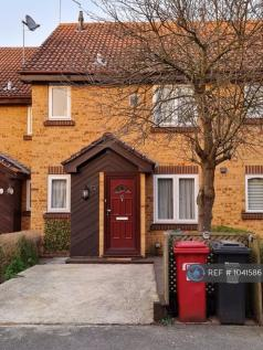 Albany Park, Slough, SL3. 1 bedroom terraced house