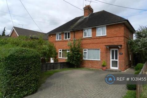 Binfield Road, Bracknell, RG42. 3 bedroom semi-detached house