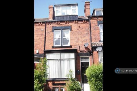 Bentley Lane, Leeds, LS6. 4 bedroom terraced house