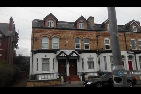 Granville Road, Manchester, M14. 3 bedroom flat