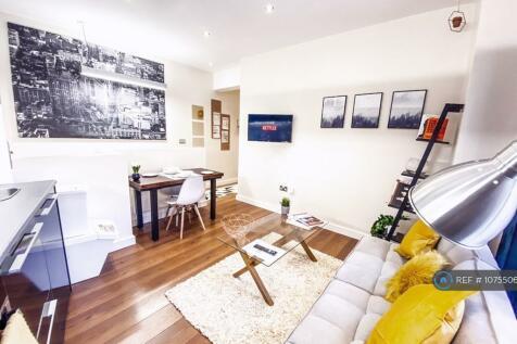 Burt Street, Cardiff, CF10. 1 bedroom flat