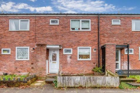 Kempsey Close, Redditch, B98. 3 bedroom terraced house