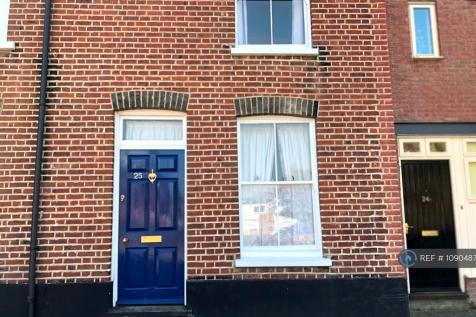 Quayside, Norwich, NR3. 2 bedroom terraced house