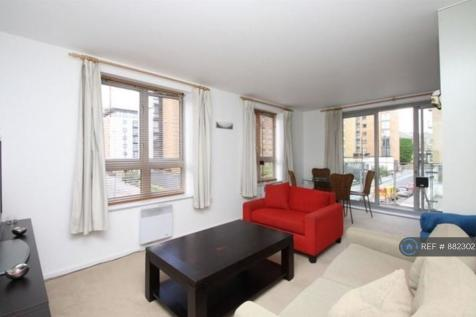 Ionian Building, London, E14. 1 bedroom flat