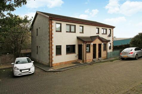 Moodie Court, Kilmarnock, KA1. 2 bedroom flat