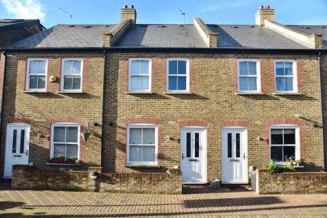 Norcutt Road, Twickenham. 3 bedroom terraced house