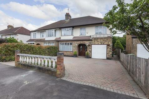 Parkhurst Road, Bexley. 5 bedroom semi-detached house