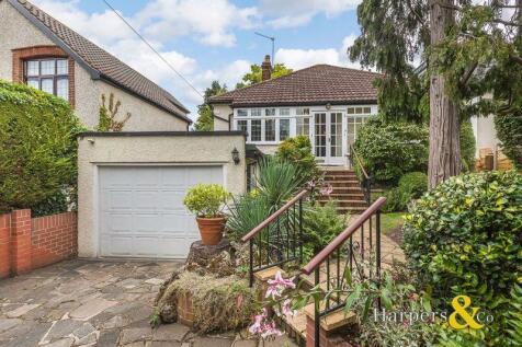 Parkhill Road, Bexley. 3 bedroom detached bungalow