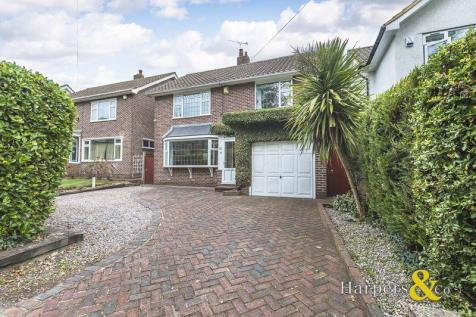 Parkhill Road, Bexley. 4 bedroom detached house